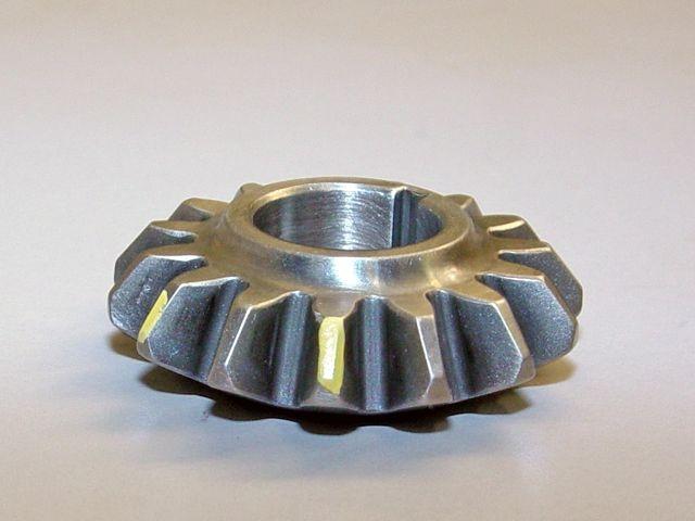 Zdjęcie główne #11 - Major diameter fit vs. side fit splines