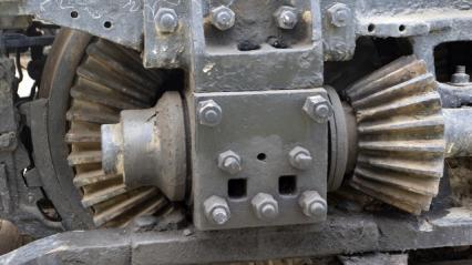 Zdjęcie główne #12 - Meshing old with new gears
